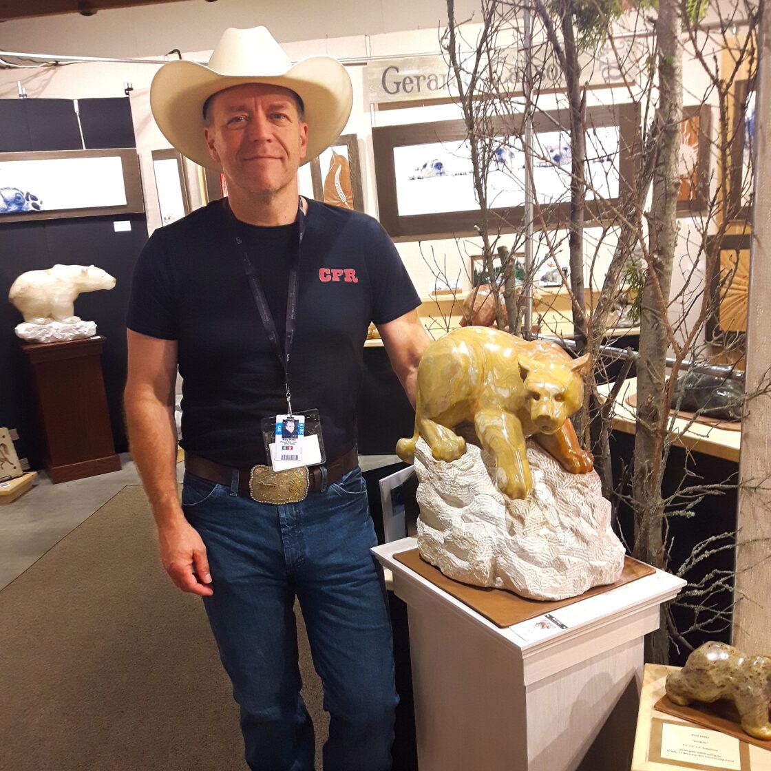 Calgary Stampede Western Art Show